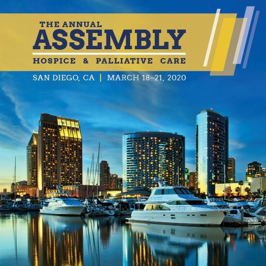 2020 Annual Assembly of Hospice and Palliative Care