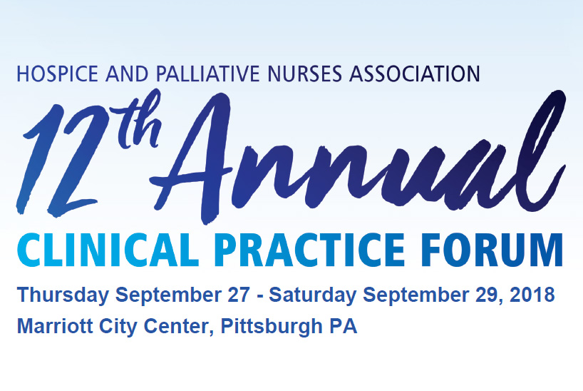 12th Annual HPNA Clinical Practice Forum